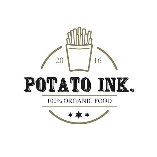 Potato Ink.